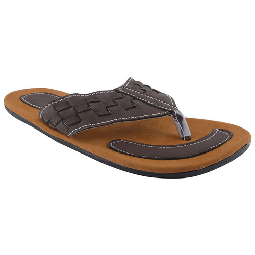 Round Toe Design Men Flip Flop Slipper 222