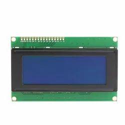 LCD Display TAIWAN MAKE 20X4 Y/G