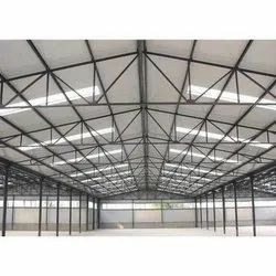 Steel Prefab Auditorium Roofing Shed