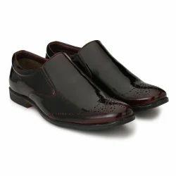 TPR Men Party Wear Semi Formal Shoes, Size: 6-10