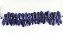 Sodalite Faceted Pear Shape Beads