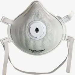 N95 Filter Valve Mask with Nose Clip Cup Shap Active Carbon Valved