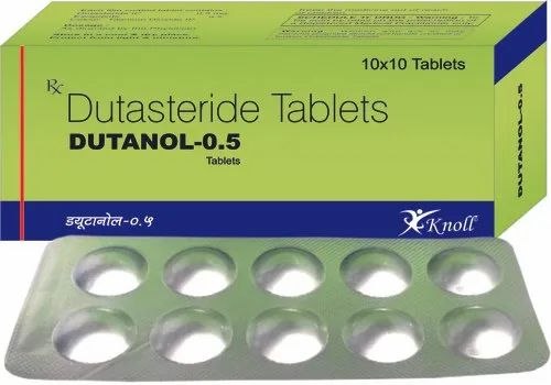 Dutanol Dutasteride Tablets Dosage 0 5 Mg Packaging Size 10 X 10 Tablet Rs 500 Packet Id 21910810591