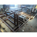 MS Base Frames Fabrication Service