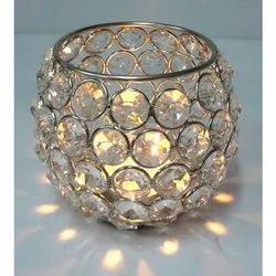 Bowl Shaped Votive Candle Holders