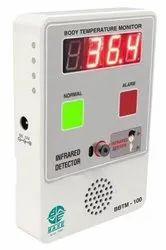 Body Temperature Monitor
