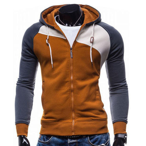 Leisure Hoodies Unisex Clothing Bombay Dyeing In