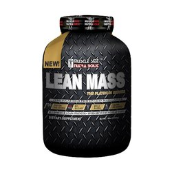 Nutrition Boss High Protein Lean Mass Gainer, Packaging Type: Jar