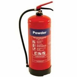 Mild Steel CO2 Based Dry Chemical Fire Extinguisher, Capacity: 9 kg