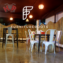 Industrial Restaurant Furniture - FurnitureRoots
