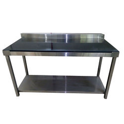 Stainless Steel Chapati Rolling Table