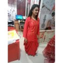 Ladies Dhoti Kurta Dress