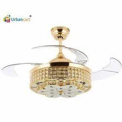 Modern Chandelier Ceiling Fan