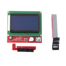 Smart Controller with LCD ( 128 x 64 Pixels )