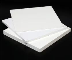 PVC White WPC Board, Thickness: 24 Mm To 6 Mm