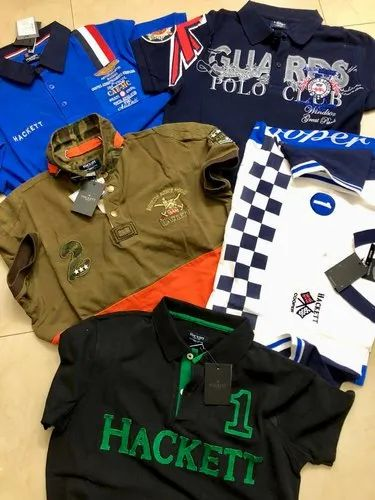 sneakers for cheap super quality 2018 sneakers Casual Wear Hackett London Polo Tshirts, Rs 550 /piece, Blue Trunk ...
