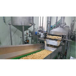 Fryums Snacks Extruder Machinery