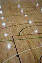 Wooden Flooring Basketball Court Flooring Service Indoor Basketball Court Flooring Services, For Indoor Sports