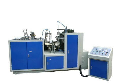 Fully Automatic Paper Cup Making Machine, 50 Hz