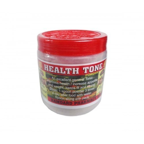 Health Tone Weight Gain Powder, Packaging Type: Bottle