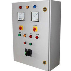 Automatic Three Phase Control Panel