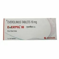 Everolimus 10mg Tablets