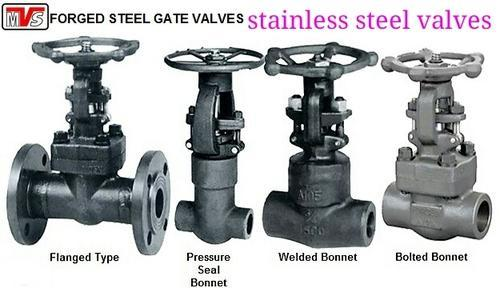 S S Gate Valves Size 1 2 To 6 Inch Rs 1600 Number Om Steel Corporation Id 15358822962