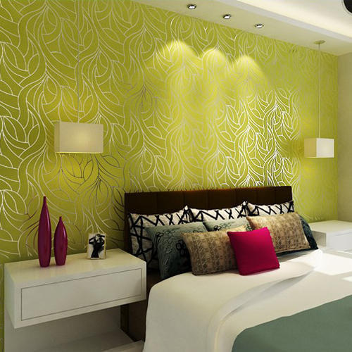 Decorative Wallpaper at Rs 2500 /roll | T Nagar | Chennai | ID ...