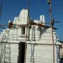 Outdoor Marble Temple Work