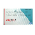 PlOZ MF G-2 (Pioglitazone HCL With Metformin HCL Sustained Release And Glimepiride Tablets)