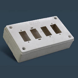12 X 8 Inch Nano Cutting Electrical Switch Board
