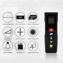 Laser Distance Meter Length/Area/Volume Calculation Range 0.16 to 197 Ft/0.05 to 60 M (60 Meters)