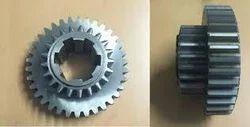 Milling Machine Gears