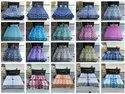 Tie Dye Shibori Design Bed Sheets