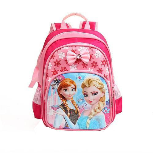 5b844e1e2dcf Available In Various Color Printed Kids School Bag