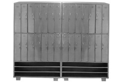 TGPE Standard Stainless Steel Locker