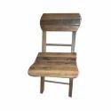 Modern Brown Wooden Chair
