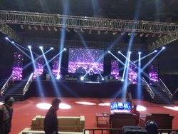 Stage Lighting Decoration Services