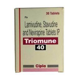 Triomune 40 Lamivudine