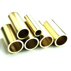 Round Brass, Aluminum Admiralty Brass Tubes