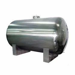 Stainless Steel Water Boiler & Storage Tanks