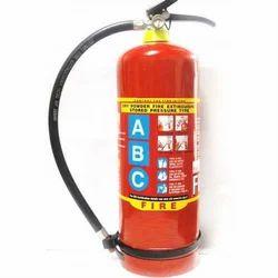 Mild Steel ABC Type Fire Extinguisher