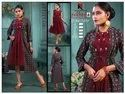 Cotton Handloom Jacket Kurti