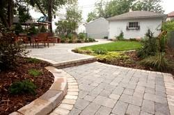 Residential Hardscaping Service