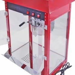 pop corn making machine