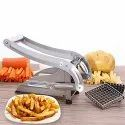 Stainless Steel French Fry Cutter  - Maker