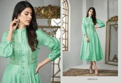 New Jam Cotton Stylish Kurtis