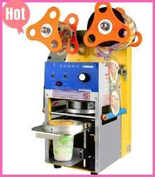 fully automatic cup sealer