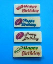 Customised Birthday Tags