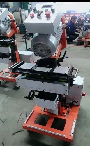ACCELERATION Plate Beveling Machine, Capacity: 10mm To 60mm, ACCL 60